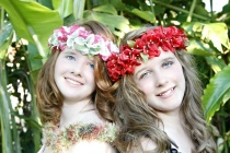 Twins on Maui