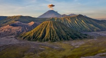 Volcanic Landscape of Bromo