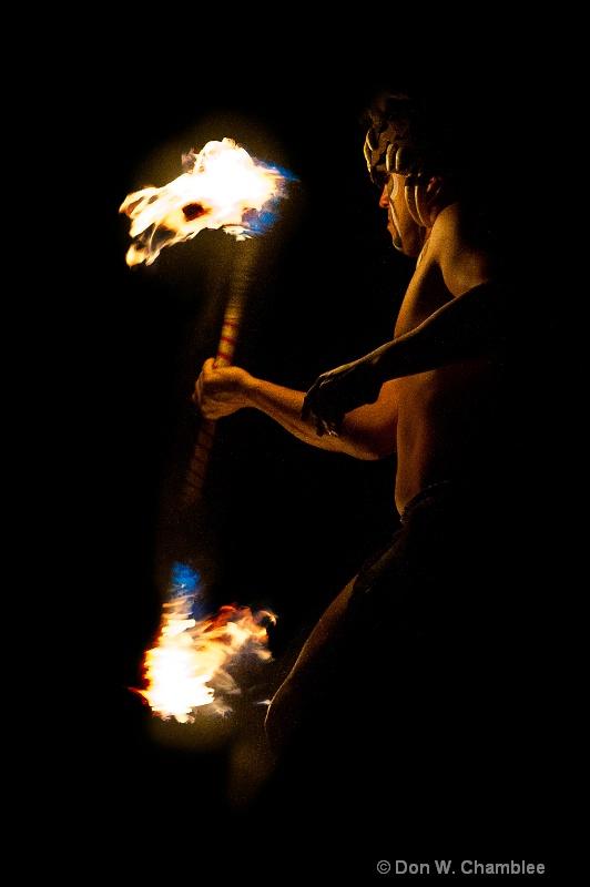 Fire Dancer - 2