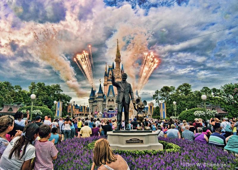 Walt & Mickey's Party