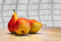 Blushing Pears