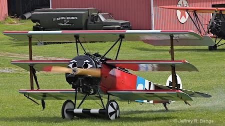 """""""Fokker Dr. I"""""""
