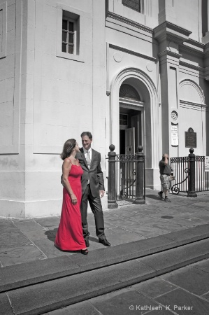 Destination Wedding, New Orleans B