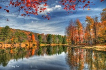Science Lake Autumn