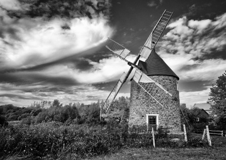 Les Moulins de Isle-aux-Coudres
