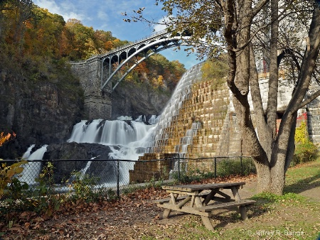 """Croton Dam, Croton, New York"""