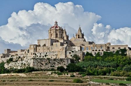 Mdina, Malta Landmark