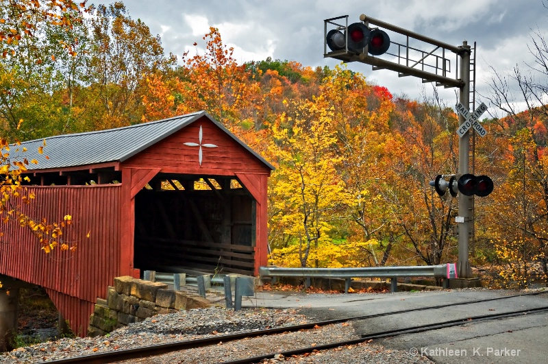 WV Covered Bridge - Carrollton