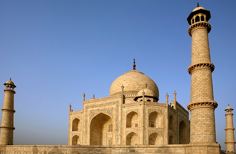 Taj - Side View