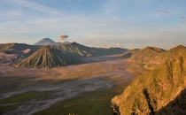 Mount Bromo regio...