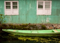 Green Boat