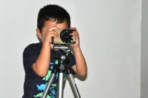 EDY, THE FUTURE PHOTOGRAPHER