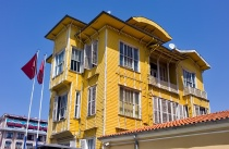 The Yellow Buildi...