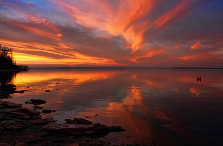 Gorgeous Cloud Colors