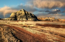 Exploring Bisti Badlands