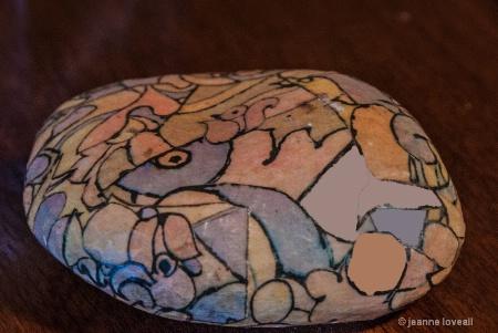 Michaline's Rock