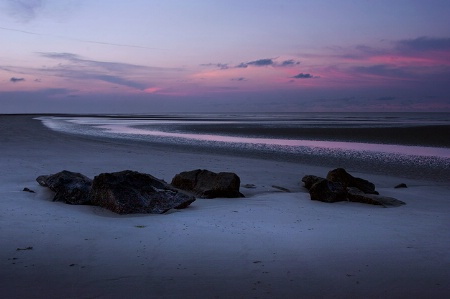 Rocls on the Beach