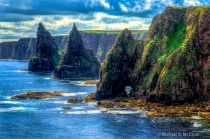Sea Stacks HDR