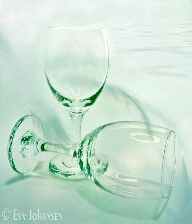 Two Glasses