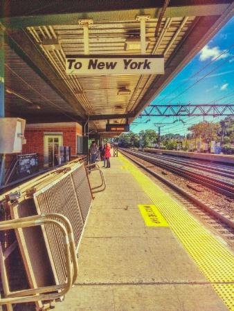 To New York