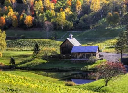 Autumn in Sleepy Hollow