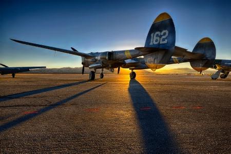 Airshow Sunrise