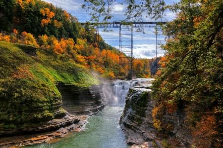 The Upper Falls