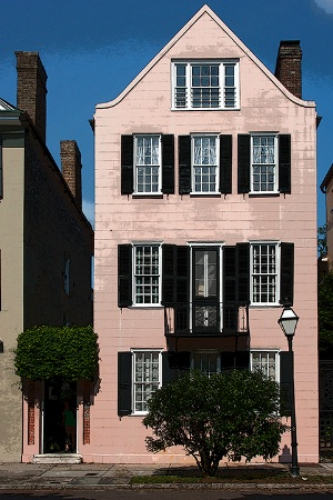 Four Floors of Pink