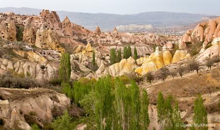 Goreme's Landscape
