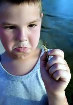 Fish Bait Phobia
