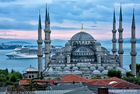 Good morning,Istanbul !