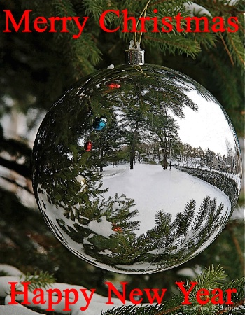 """Merry Christmas - Happy New Year"""