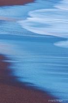 Evening Beach Blu...
