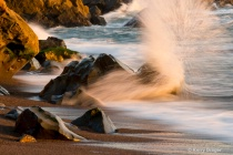 Crashing Surf at ...