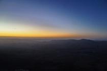 sunrise in the de...