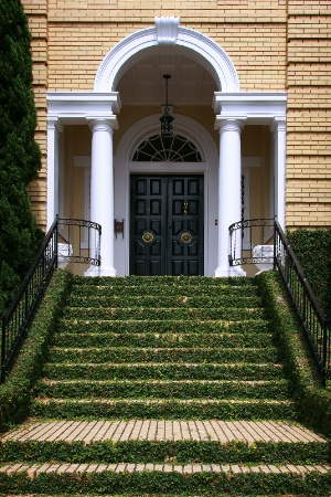 Steps of Green