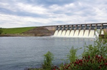 Eufaula Dam Wide ...