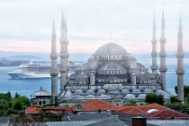 Blue Mosque and B...