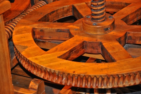 WHEEL  OF  WOOD