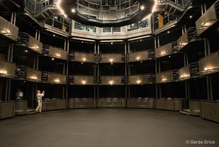 The Telus Studio Theatre, UBC