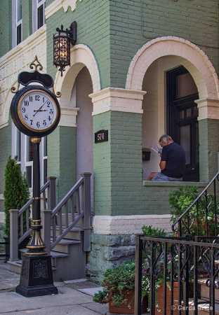 Elegantly Marking Time