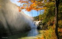 The Upper Falls o...