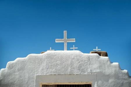 San Geronimo Crosses