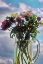 in my vase