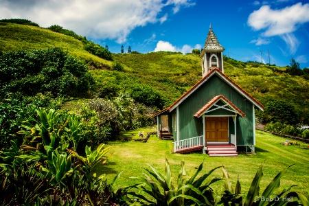 Little Valley Church