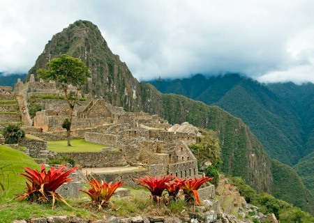 Machu Picchu - Another View