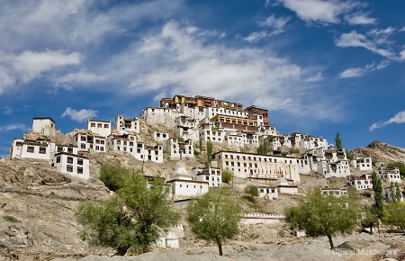 Thiksay Monastery - Ladakh