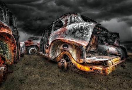 Cadillac Cloudburst