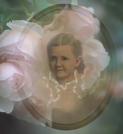 Grandma Portrait
