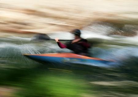 Kayak Moving